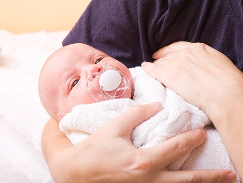 soothe a newborn baby