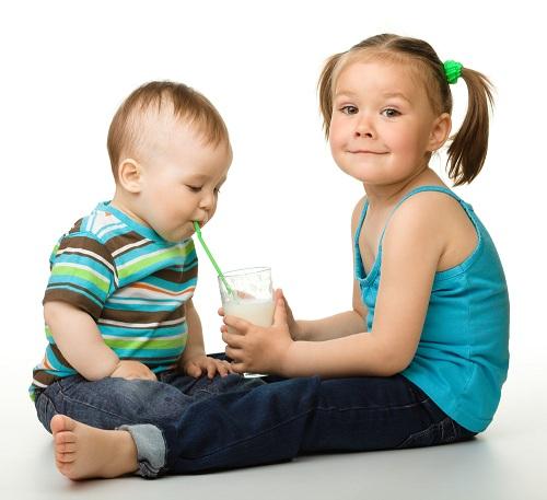 Toddler refusing milk