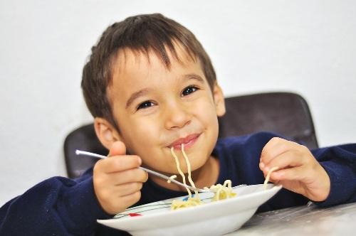 spaghetti recipe for toddlers