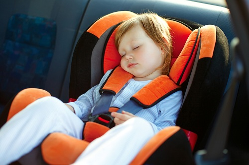 Baby car seat safety guide