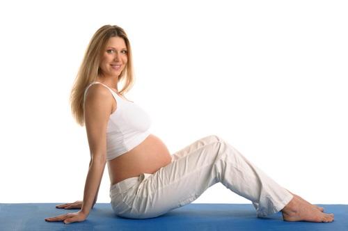 Pregnancy exercise tips