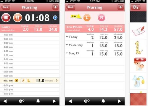nursing app