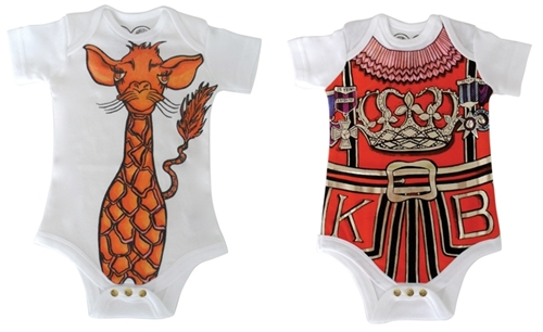 Designer Clothes For Babies Karen Brost London Baby Collection