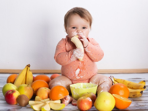 Superfoods for babies