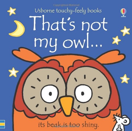 That's Not My Owl – a book babies will love
