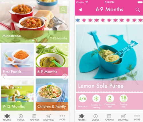 Annabel karmels feeding your baby and toddler app infacol annabel karmel feeding your baby and toddler forumfinder