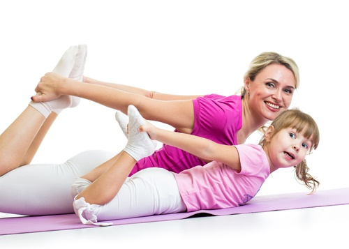 Why mums aren't going to gym