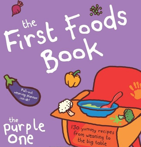 New weaning book by Ella's Kitchen   Infacol