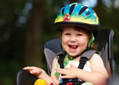 Cycling with baby: the essential kit list