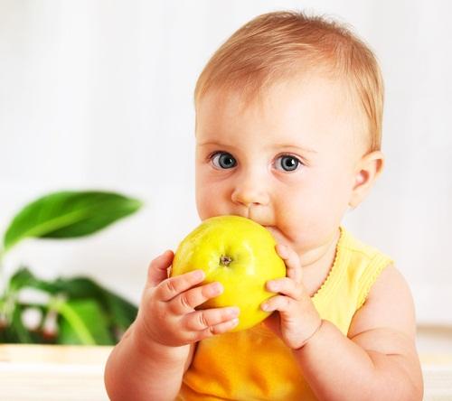Edible baby names - tasty or tacky?