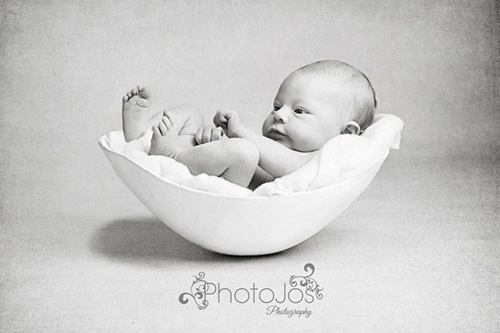 Baby 'Bump Bowls' - The New Photoshoot Trend!