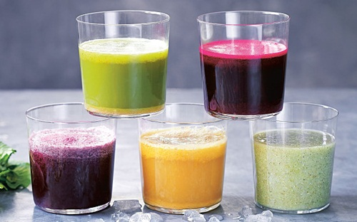 Rosemary Ferguson's Juicing Recipes: Cleanse, Heal and Revitalise