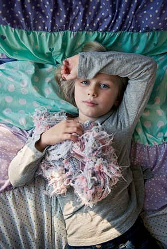Comfort Objects: a Moving Photo Series of Kids and their Beloveds