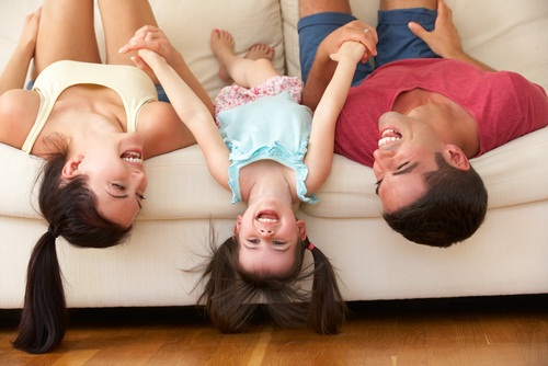 10 Totally Childish Reasons Why it's FUN to be a Parent