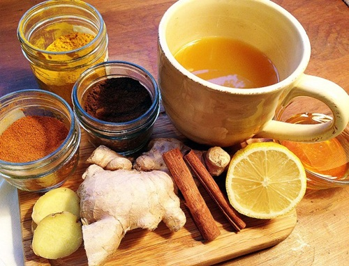 Kid-Friendly Hot Toddy for Cold & Flu Season