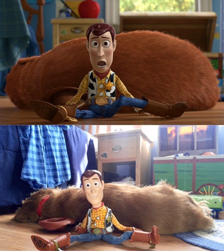 Disney Fan Recreates Real-Life Room Right Out of Toy Story