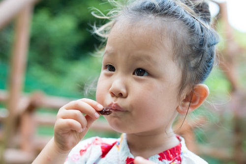Measure Your Child's IQ With a Raisin. (Really.)