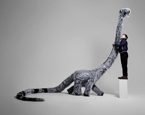 Artists Bring Imaginary Friends to Life for the V&A