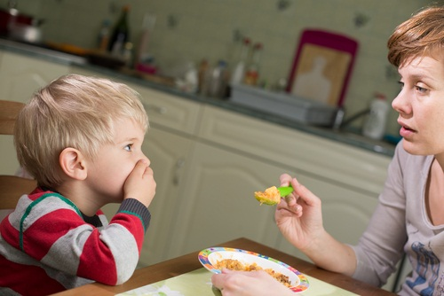Got a Picky Eater? Prenatal Depression could be to Blame