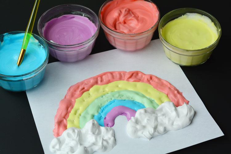 Amazing Puffy Paint DIY!
