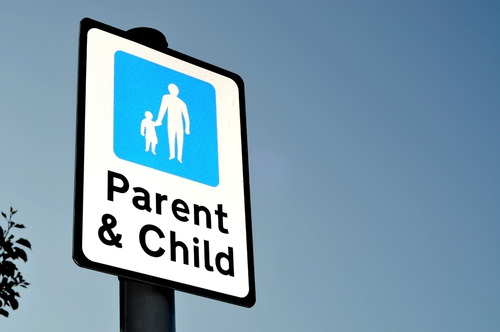 Mums Petitions For Official Parent And Child Parking Space