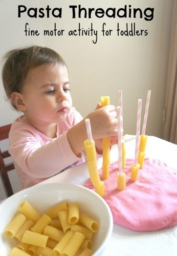 pasta threading