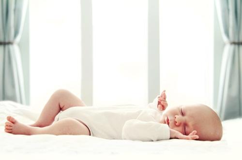 resting baby