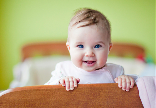 Babies Can Stand Up Before Four Months, Says Research