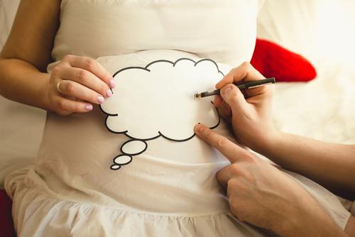 Naming a baby