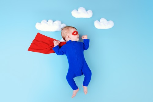 The Best Superhero Names For Your Superbaby