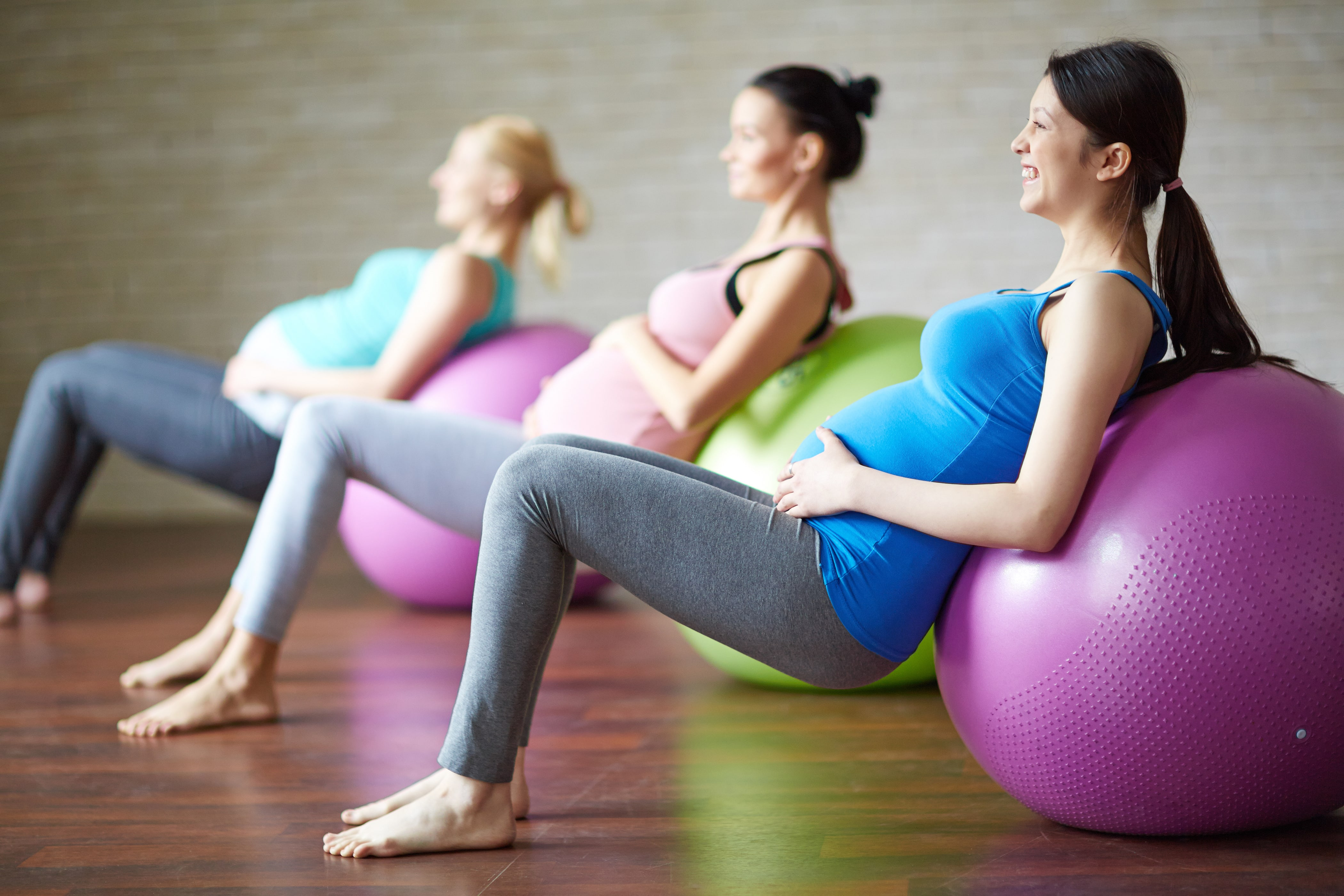 fitness and exercise during pregnancy
