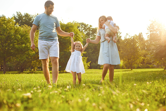 tips for families to unwind and have fun this spring